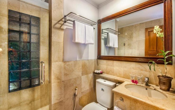 Puncak Pass Resort Cianjur - BathRoom