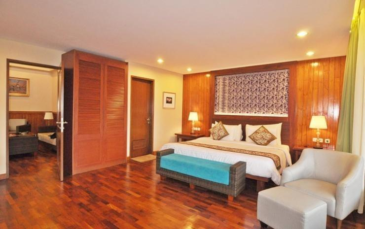 Puncak Pass Resort Cianjur - Guest Room