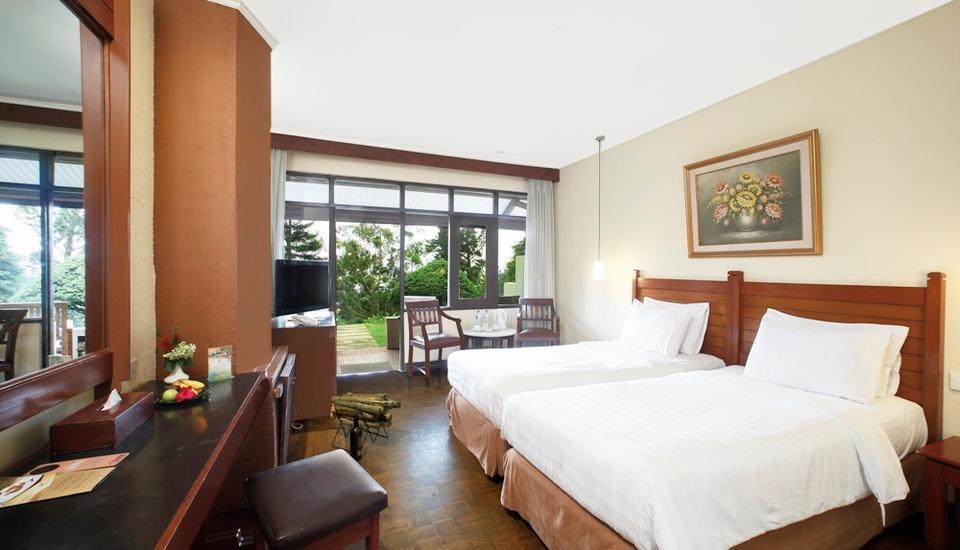 Puncak Pass Resort Cianjur - Deluxe