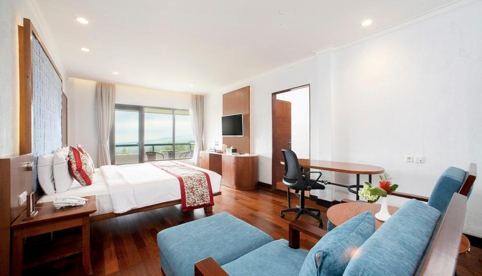 Puncak Pass Resort Cianjur - Executive Deluxe