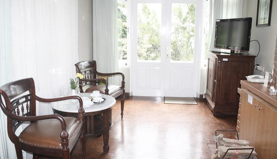 Puncak Pass Resort Cianjur - Suite Room October Promo 15%