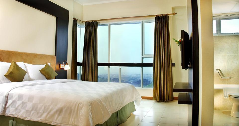 Marbella Hotel Dago Bandung - master suite