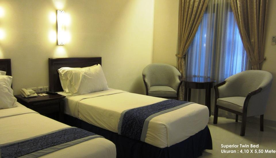 Grand Orchid Solo - Superior - Room Only Special Rate 10%