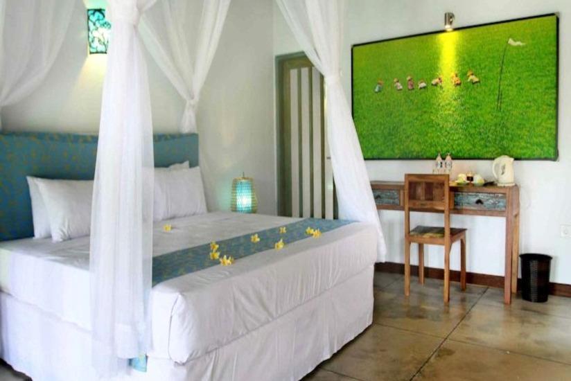 Puri Taman Sari Bali - Kamar tamu