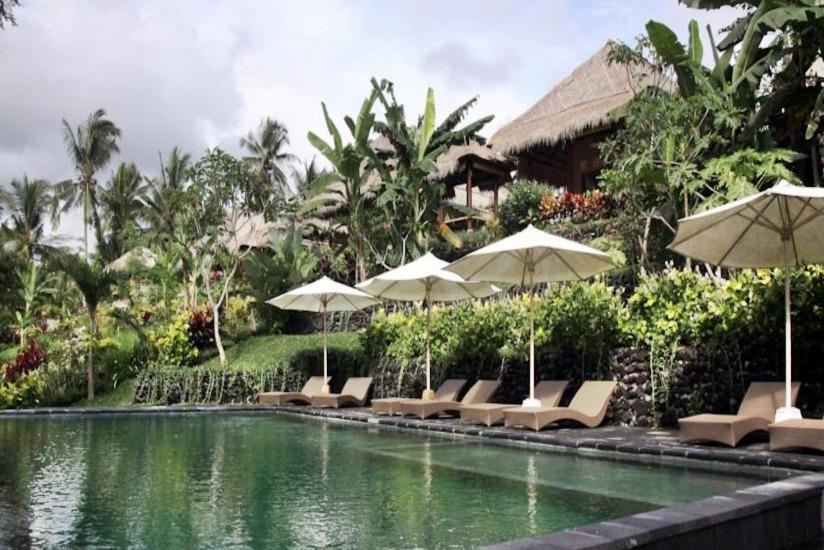 Puri Taman Sari Bali - Kolam Renang