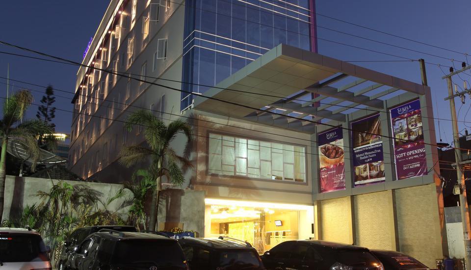 LA'RIZ Wthree Lagaligo Makassar - Bangunan