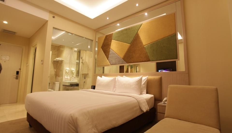 LA'RIZ Wthree Lagaligo Makassar - Kamar Deluxe