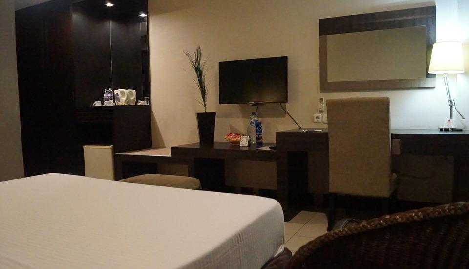 Hotel Surya Duri Bengkalis - Executive Double Room Regular Plan