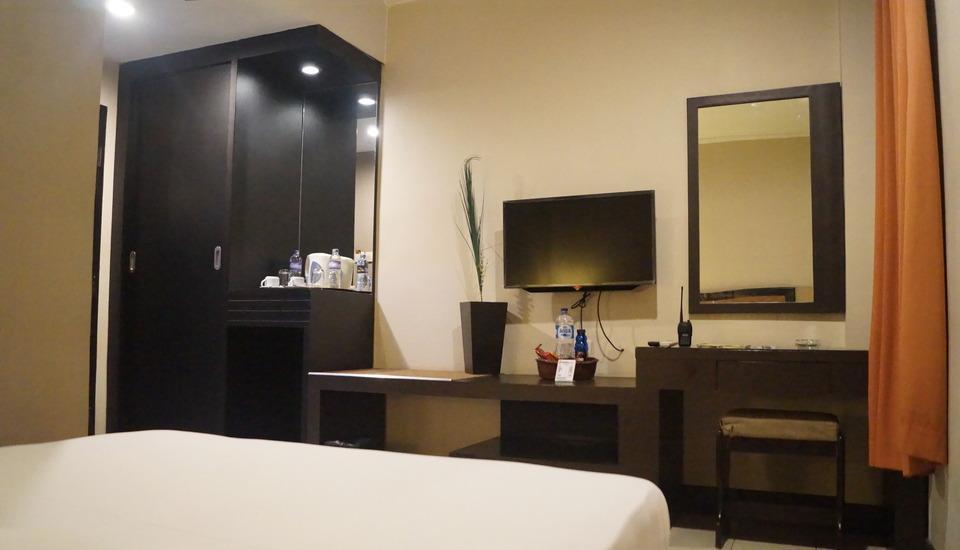 Hotel Surya Duri Bengkalis - Moderate Double Room Regular Plan