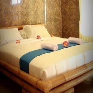Krisna Bungalow and Restaurant Lombok - Budget Double Room
