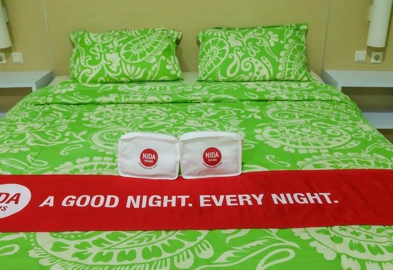 NIDA Rooms Pulau Timor Sanur Bali - Kamar tamu