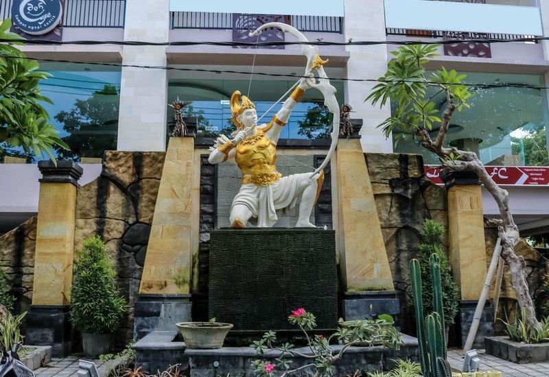 NIDA Rooms Pulau Timor Sanur Bali - Penampilan