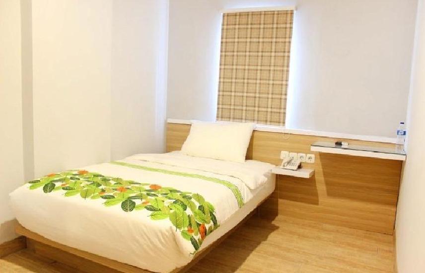 Stori Hotel Ambon Maluku - Kamar tidur