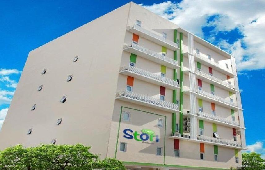 Stori Hotel Ambon Maluku - pemandangan