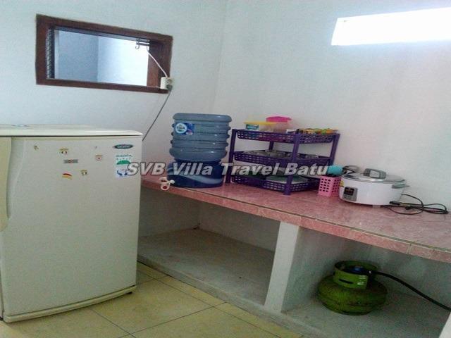 Tar Tar Homestay Malang - Kitchen