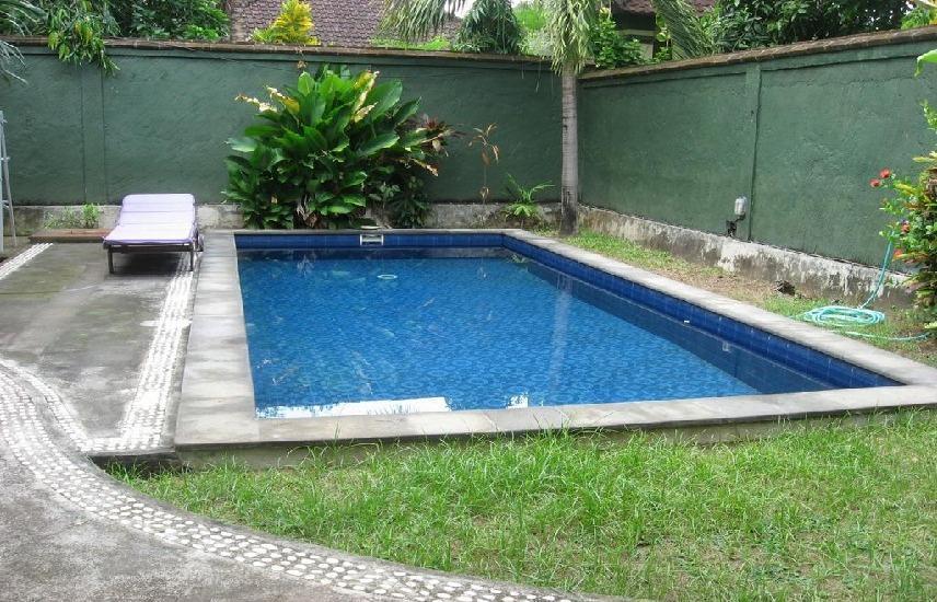 Mahalini 1 Bali - Kolam Renang
