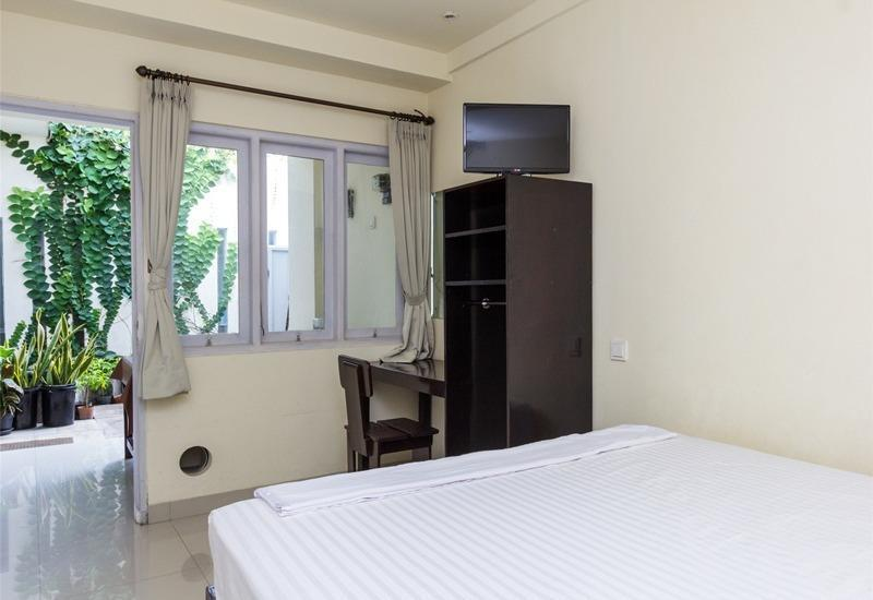RedDoorz @Tuban Kuta Bali - RedDoorz Room Regular Plan