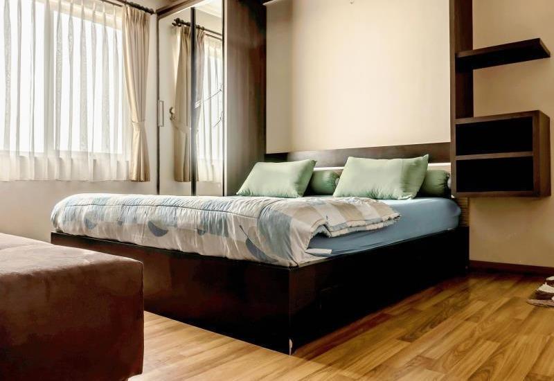 High Livin Apartment Bandung - 3 Bedrooms Apartment Last Minute Deal