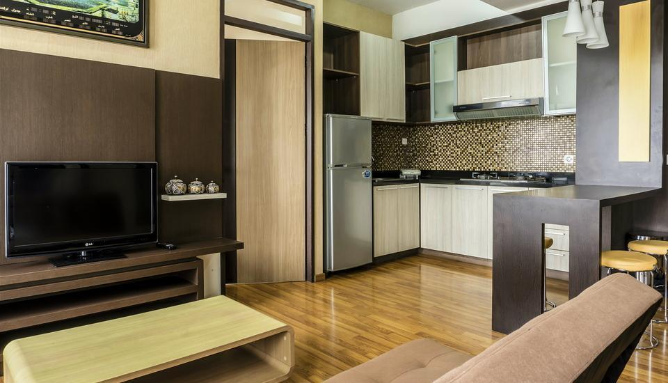 High Livin Apartment Bandung - Premier Family Apartment 3 Bedroom Regular Plan
