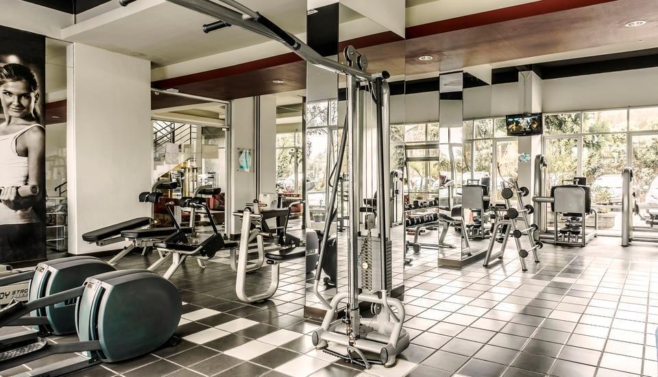 High Livin Apartment Bandung - Ruang Fitness