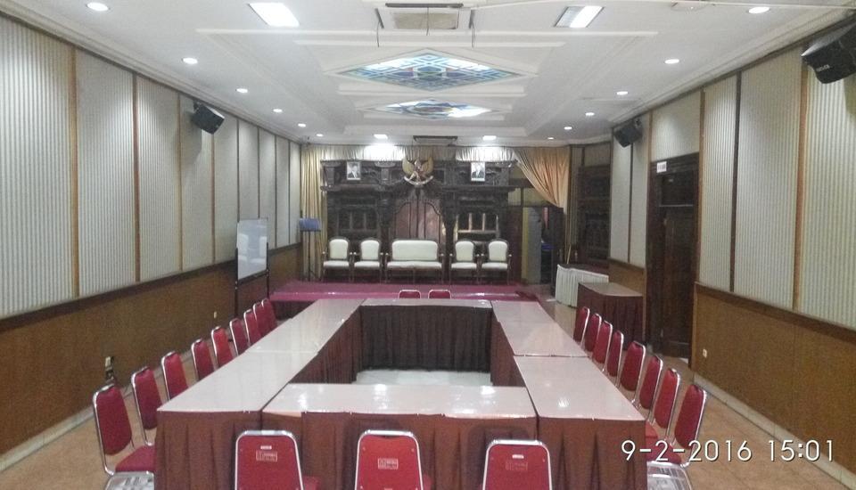 Hotel Lodaya Bandung - Ruang Rapat