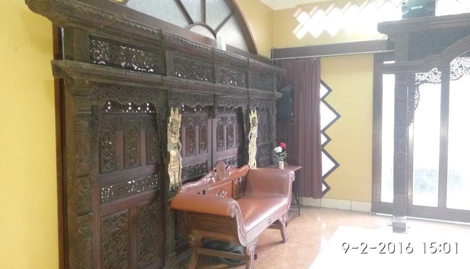 Hotel Lodaya Bandung - Lobi