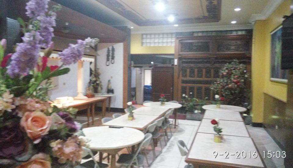 Hotel Lodaya Bandung - Ruang makan
