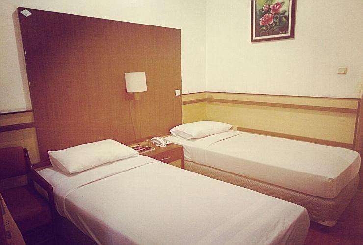 Hotel Lodaya Bandung - Twin Room