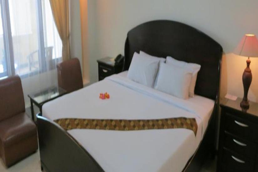 Hotel Pelangi Malang - Kamar tamu