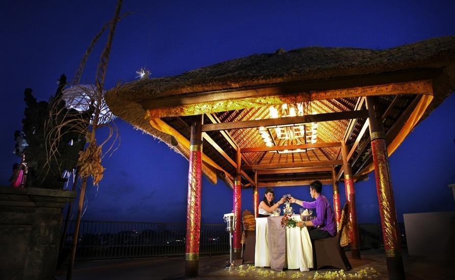 Horison Jimbaran Hotel Bali - Romantic Dinner