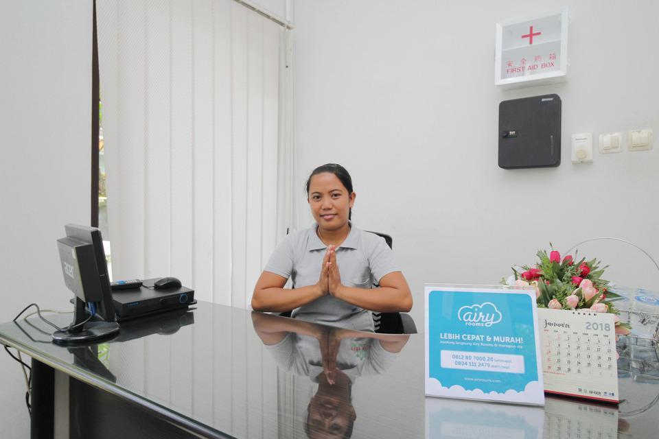 Airy Denpasar Barat Dalung Pondok Asri 9 Bali - Lobby