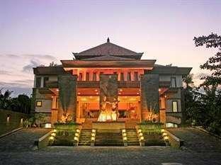 Pelangi Bali Hotel & Spa Bali - Pintu Masuk