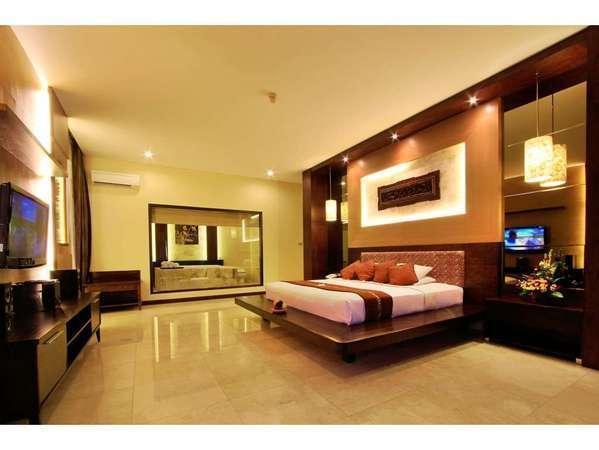 Pelangi Bali Hotel & Spa Bali - Kamar Suite