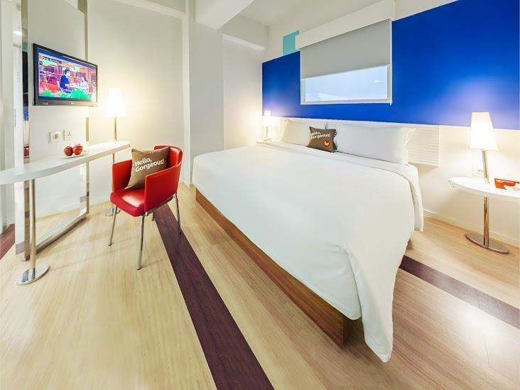 The BnB Jakarta Kelapa Gading - King Bed