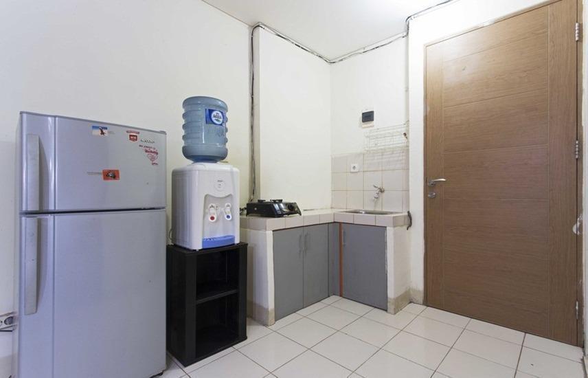 RedDoorz Apartment @Pulo Gadung Jakarta - Dapur