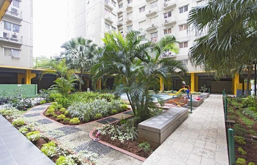 RedDoorz Apartment @Pulo Gadung Jakarta - Taman