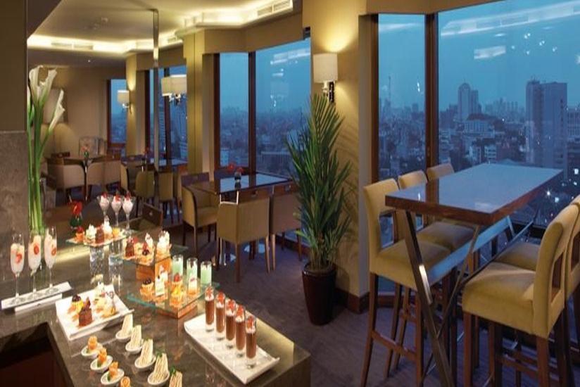 Millenium hotel Jakarta - Ruang Makan