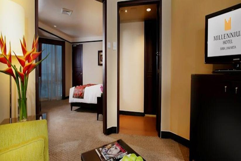 Millenium hotel Jakarta - Junior Suite Leisure for longer