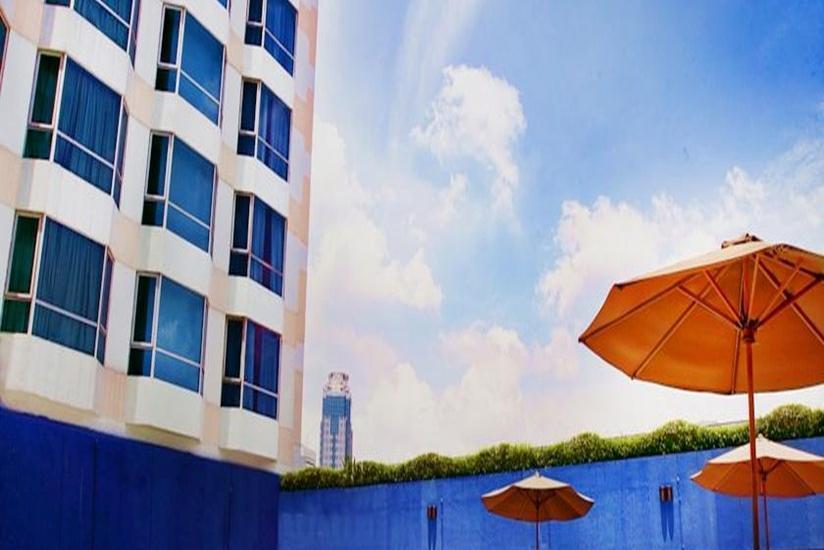 Millenium hotel Jakarta - Eksterior
