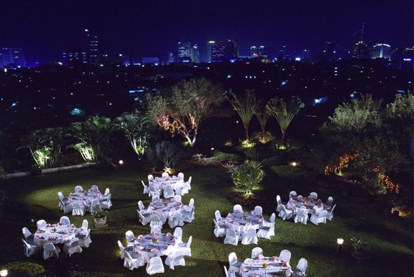 Millenium hotel Jakarta - Sky Garden