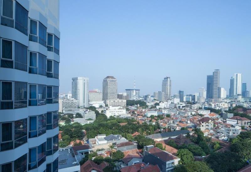 Millenium hotel Jakarta - Surroundings/View