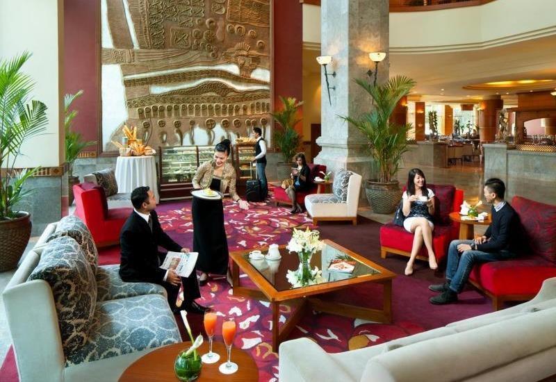 Millenium hotel Jakarta - Lounge