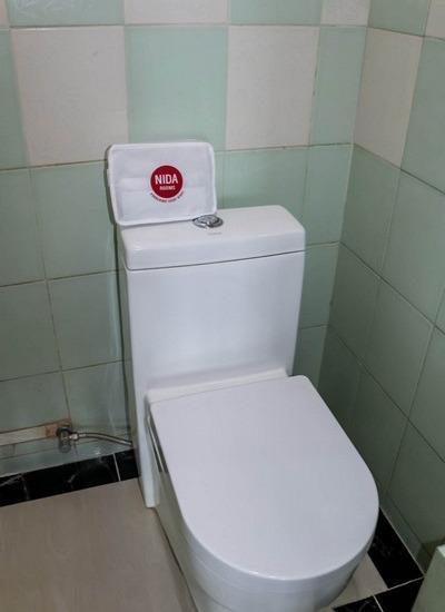NIDA Rooms Bunda Thamrin Carrefour Medan - Kamar mandi