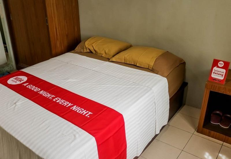 NIDA Rooms Bunda Thamrin Carrefour Medan - Double Room Double Occupancy NIDA Fantastic Promo