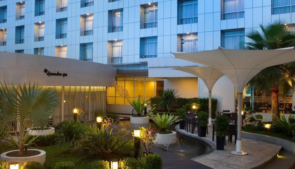 Hotel Santika Medan Medan - Dyandra Spa