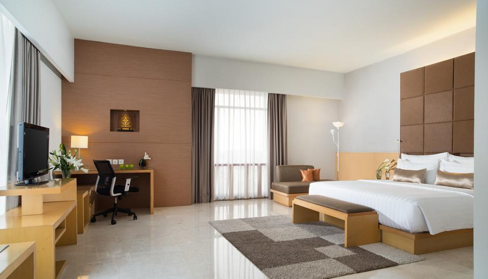 Hotel Santika Medan Medan - Santika Suite Regular Plan