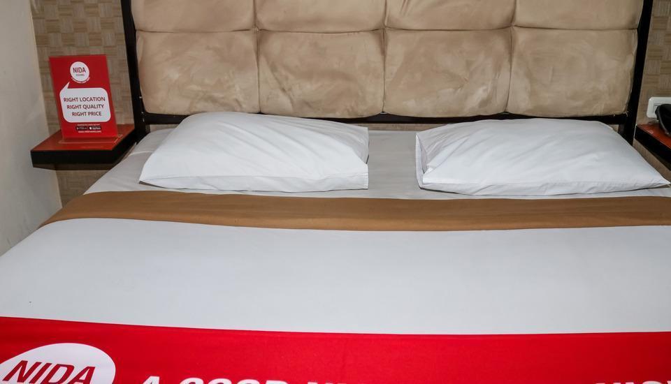 NIDA Rooms Mangga Besar Raya Jakarta - Kamar tamu