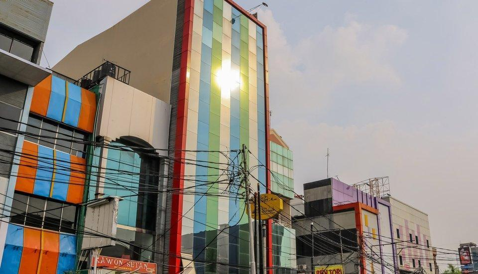 NIDA Rooms Mangga Besar Raya Jakarta - Tampilan Luar Hotel