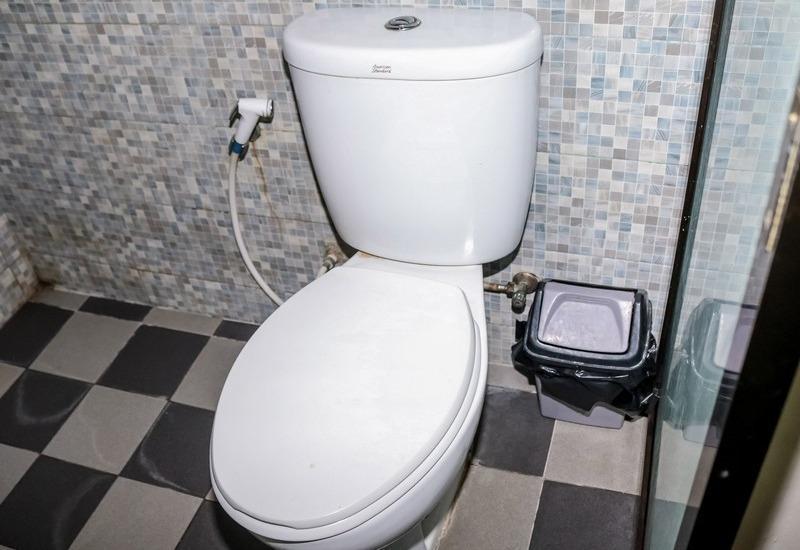 NIDA Rooms Mangga Besar Raya Jakarta - Kamar mandi