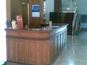 Hotel Pangrango 1 Bogor - Resepsionis
